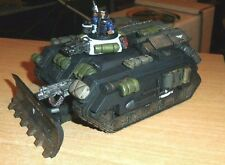 Warhammer 40k Imperial Guard Chimera Pro Painted & CONSTUCTED W/FORGEWORLD PARTS
