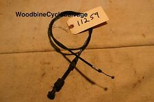 Honda Goldwing GL1100  choke cable wire  # 11259
