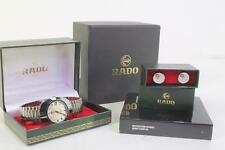 Rado Original Authentic Men's Automatic Watch R12417103 Stainless Steel Band