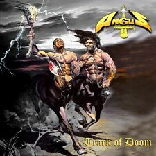ANGUS-Track Of Doom,Manowar,Warlord,Ostrogoth,Medieval Steel,Rare, Private Metal