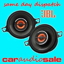 "JBL GX302 3.5"" 8CM 2 WAY 75 WATT EACH 150 WATT TOTAL POWER COAXIAL CAR SPEAKERS"