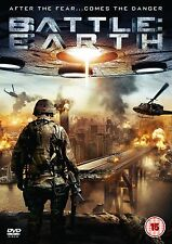 Battle Earth on DVD, 2013 After The Fear ... Comes The Danger