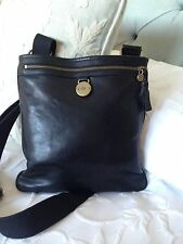 Mulberry Black Somerset Messenger Bag