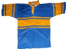 Laugharne según RFC (Gales occidental) N ° 16 Match Worn Rugby Jersey 42 a 44 ""