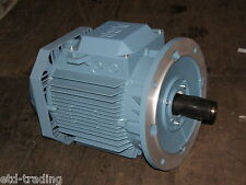 5.5KW ABB ELECTRIC MOTOR 1500RPM 3 PHASE 4 POLE 7.5HP IE2 FLANGE MOUNTED B5