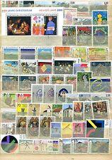 Liechtenstein - Jahrgang 2000 - 2004  ** - KW  473, -- €  ( 38355 )