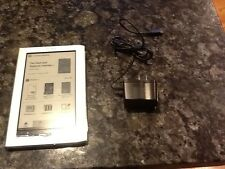 Very Good Sony Reader Daily Edition PRS-950 Silver Digital eReader WIFI Tablet