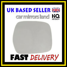 Right Driver Wing Car Mirror Glass Replacement TOYOTA Land Cruiser 1997-2003