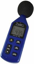 Premium Sound Level Reader - Decibel Meter - dBa/dBC - PC Compatible