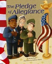 The Pledge of Allegiance (American Symbols)-ExLibrary