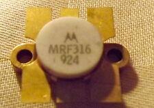 Transistor RF MRF316 80 W a 150 MHZ Originale Motorola ! No Macom