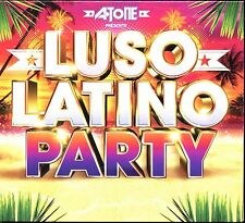 LUSO LATINO PARTY - 2 CD COMPILATION