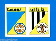 CALCIO FLASH '84 Lampo - Figurina-Sticker - CARRARESE-FANFULLA SCUDETTO -New