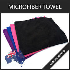 Microfiber Towel Gym Sport Footy Travel Swimming Hiking Quick Drying Microfibre