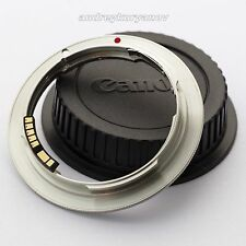 Pentax K to Canon EOS EF Adapter with AF PROGRAMMABLE CHIP for all Canon DSLR.