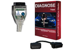 Dispositivo Diagnostico kdcan Interface per BMW INPA Rheingold NCS Expert Software U. Apps