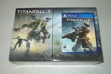 Titanfall 2 Deluxe Marauder Corps Collectors Edition Sony PS4 Gamestop Exclusive