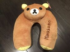 San-X Rilakkuma Travel Car Neck Pillow 13""