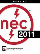 BRAND NEW - 2011 NEC Code Book (NFPA70) also includes a FREE .PDF Download