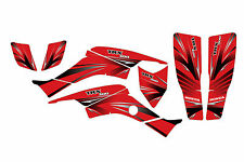 Honda TRX 400 99-07 graphic kit trx400ex stickers decal kit pegatinas graphics d