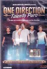 One Direction Talemto Puro Immagini e Interviste Tour Italiano DVD Sigillato