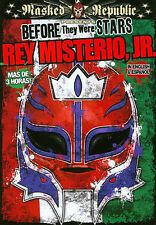 Official - Before They Were Stars - Rey Mysterio (Used)