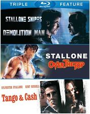 Demolition Man/Over the Top/Tango & Cash (2013, REGION A Blu-ray New) BLU-RAY/WS