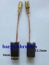 Ryobi Carbonio Spazzole Bench CUTTER cjs150 6X8X13.2 SMERIGLIATRICE G600 g6001a G1005 D37