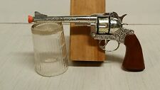 Cap Gun Super Cowboy Crescent Toys Made In England 1960's Vintage