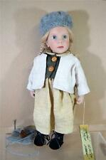 ZWERGNASE HIMSTEDT NICOLE MARSCHOLLEK ADORABLE LITTLE GIRL DOLL GRETZL mz
