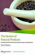 The Review of Natural Products (Review of Natural Products (Annual Bou-ExLibrary