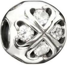 Bead Charm LE  2025-0761,Authentic Chamilia Sterling .925 Silver, Infinite Love