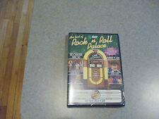 THE BEST OF ROCK N ROLL PALACE DVD THE ORIGINAL JUNIORS BRAND NEW AND SEALED
