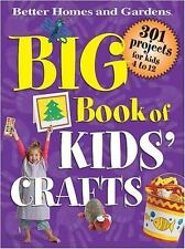 Big Book of Kids' Crafts-ExLibrary