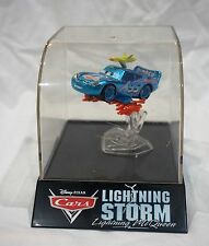 Disney Pixar Cars Comic Con 2008 Metallic Lightning Storm In Plastic Case NEW