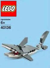 Constructibles® Shark Mini Model LEGO® Parts & Instructions Kit - 40136