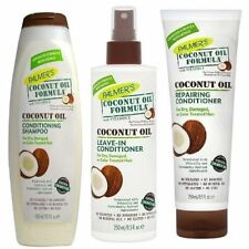 Palmers Coconut Oil Shampoo / Conditioner & Leave In conditioner TRIO PACK