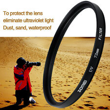 Zomei 72mm Genuine Ultra-Violet UV Filter Lens Protector for Canon Nikon camera