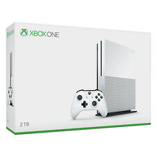 Microsoft Xbox One S 2TB Console - Launch Edition Gaming Console White