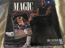 NBA Magic Johnson  1993 Calendar - New Sealed Landmark
