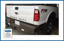 Ford Super Duty Tailgate Letters Inserts Decals Inlays F250 F350 - CARIBOU color