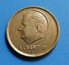 A Rare Coin of  Belgium 20 Franc