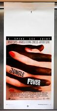 Jungle Fever locandina poster Spike Lee W.Snipes A.Quinn razzismo love story