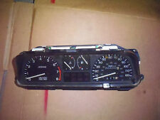 1988 Honda CRX Civic SI Instrument Cluster and Cover