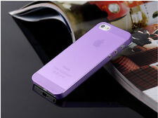 0.3mm Ultra Thin Slim New Frosted Matte Back Case Cover For APPLE iPHONE 4.7
