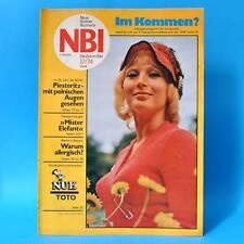 NBI 17/1974 DDR Weida Bad Doberan Piesteritz de Noel Friedensfahrt Allergien