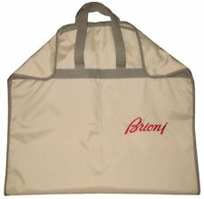 NEW BRIONI Luxury Garment Travel Bag Waterproof Zip & Button Case