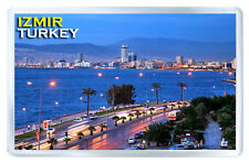 IZMIR TURKEY FRIDGE MAGNET SOUVENIR IMAN NEVERA