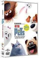 cofanetto+DVD NUOVO SIGILLATO PETS - VITA DA ANIMALi no DISNEY versione italiana