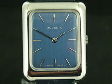 Juvenia Swiss Gents Mechanical Watch, Mint NOS 1970's